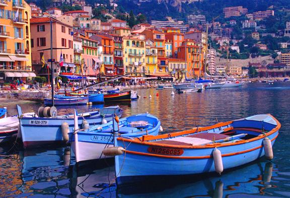 D couvrir la ville de villefranche sur mer aventures sur la c te - Port de la darse villefranche sur mer ...
